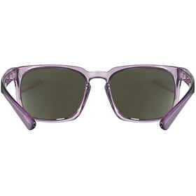 UVEX LGL 35 Glasses berry crystal/mirror silver